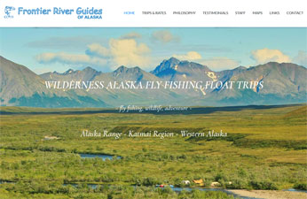 Frontier River Guides of Alaska