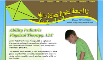 Ability Pediatric Physical Therapy
